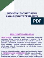 Bioloski Monitoring