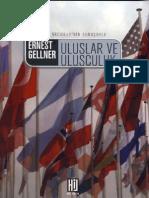 Ernest Gellner - Uluslar Ve Ulusçuluk (1)