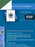 Hattiesburg - State of the City 2007