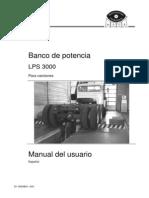 LPS3000 Camion (Manual Del Usuario)