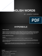 AP English Words