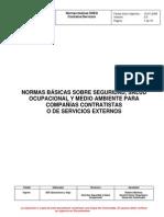 5.Normas Básicas de Seguridad y Otras Para Contratistas