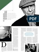 Revista Gatopardo Leonard Cohen