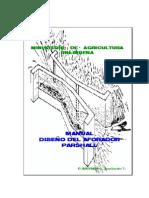 Manual Diseño de Aforador Parshall