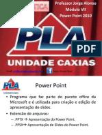 Módulo 07 - Power Point