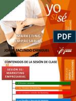 Marketing Empresarial Primera Sesión
