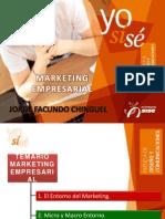 Marketing Empresarial Segunda Sesión