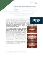 3.Preparaciones Biológicas en Pilares Dentarios Vitales