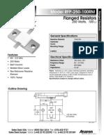 datasheet resistor2