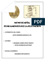 Monografia Flotacion Ultimo