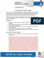 Actividad de Aprendizaje Unidad 1 Generalidades de La Planificación
