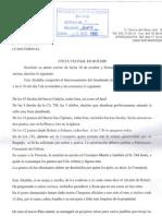 RESPUESTA DE LA ALCALDIA 3NOV2009