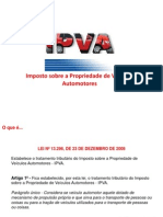 Apresentação Ipva PRONTA