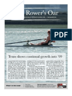 Tartan Crew Team Newsletter Fall 2009
