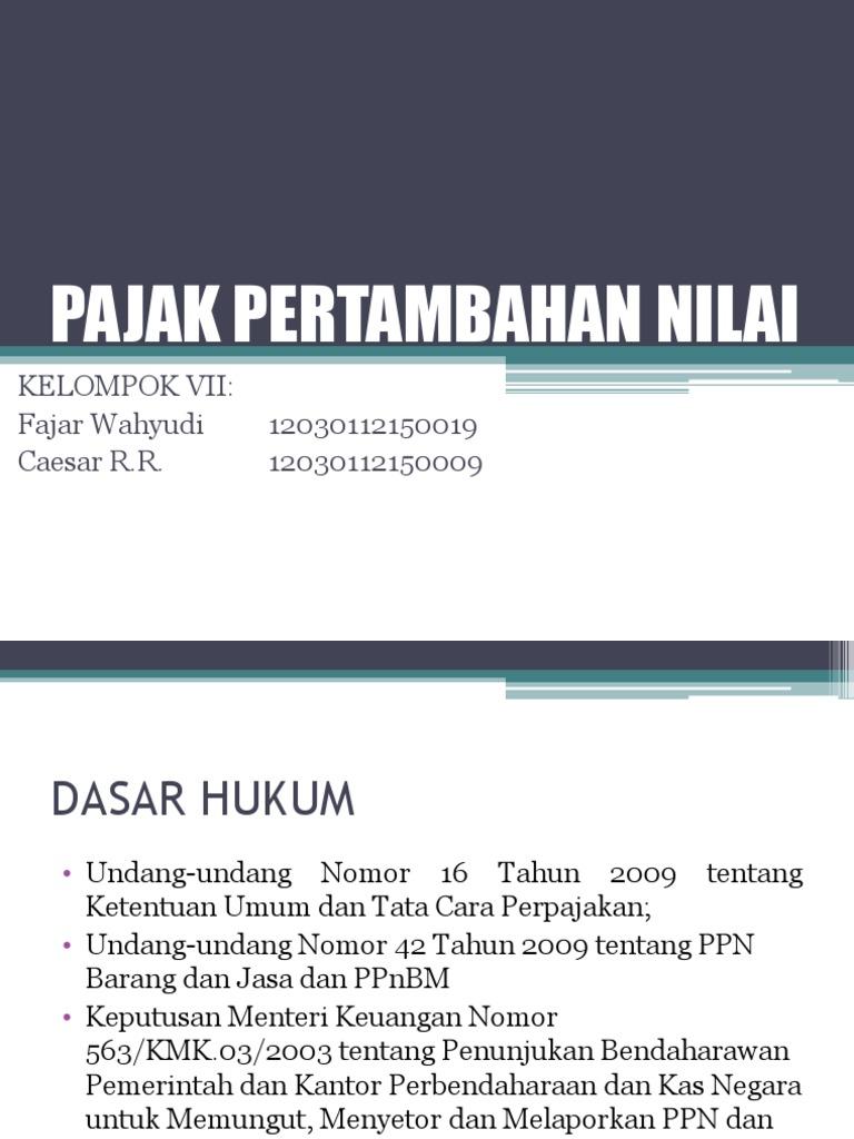 Presentasi Uts Ppn Kompilasi