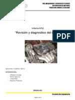 Informe Numero 2 Reparacion Motores