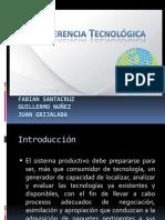 Expo Transferencia de Tecnologia