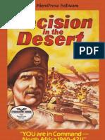 Decision in the Desert