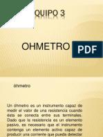 óhmetro 2