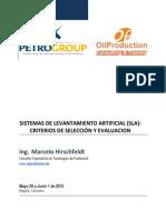 PetroGroup Company Sistemas de Levantamiento Artificial