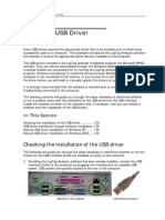 Resolving USB Installation Issues