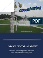Management of Impacted Canine Final / orthodontic courses by Indian dental academy