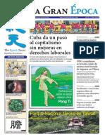 La Gran Epoc República Dominicana, No.73 , Mes de Mayo