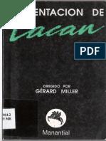 135339751 Presentacion de Lacan Miller y Otros