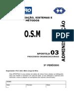 Apostila 03 Processos Organizacionais