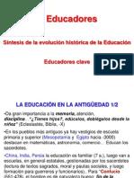 Los Educadores