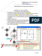 Guía Rápida Para Bloqueo Tecla a-m_cd600plus_enersur-Chilca_rev1_20ago2012