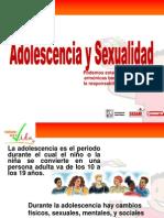 17. Adolescencia y Sexualidad