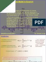 Fourier Tutorial