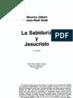 032 La Sabiduria de Jesucristo, Varios Autores