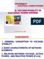 Voltage Stability
