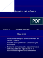 Cap06 - Requerimientos Del Software
