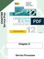 Service Processes
