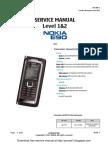 Nokia E90, Service Manual, Level 1&2 (English) (1)
