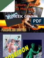 Literature, Myth and Movies