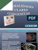 Anormalidades oculares en pediatria