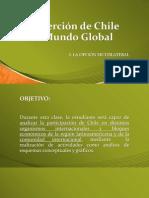 4. La Inserción de Chile en El Mundo Global II