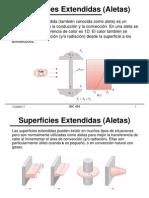 Superficies extendidas