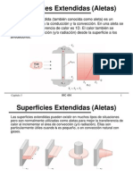 Superficies extendidas