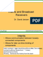 IntentsBroadcastReceivers.ppt