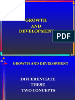 4 Growth and Development