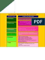 Nursing Profession Roadmap