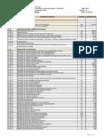Tabela DEOSP Junho 2010
