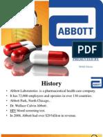 60770443 Abbott Laboratories