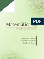 Matematicas 3 Habilidades y Competencias