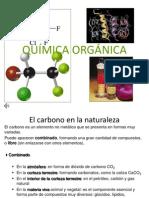 Quimica Organica y Oxido Reduccion